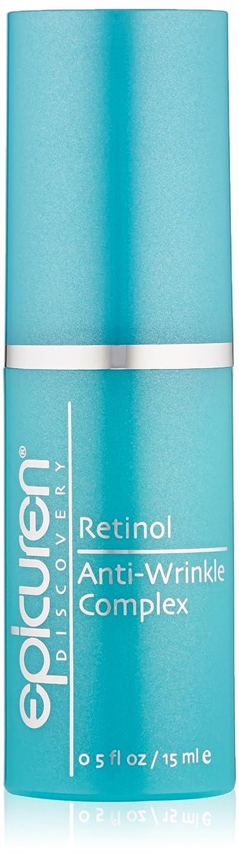 クルーズ元の無謀Epicuren Retinol Anti-Wrinkle Complex - For Dry, Normal, Combination & Oily Skin Types 15ml/0.5oz並行輸入品