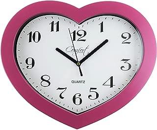 Best heart wall clock Reviews