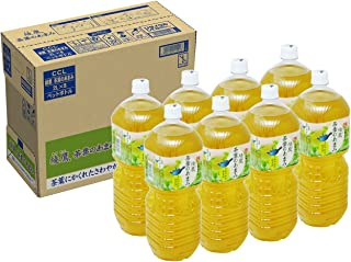 [Amazon限定ブランド]CCL 綾鷹 茶葉のあまみ ペットボトル 2LPET×8本