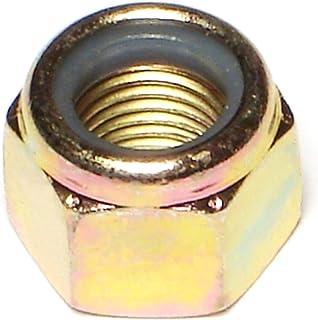 Nylon Insert Locknut NE Standard Medium Carbon Steel Black Phosphate Pk 25 5//8-18 Fine Thread Grade C Nyloc