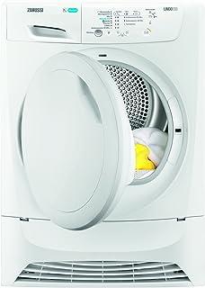 Zanussi ZDP7212PZ Wäschetrockner / 504 kWh pro Jahr / 7 kg / effizienter Kondenstrockner mit Mengenautomatik und Knitterschutz