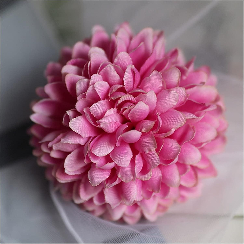 Artificial Discount mail order Flowers 5PC Flower Silk Dandelion Great interest H