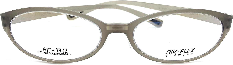 Air Flex Eye Glasses Frame Super Light, Flexible Prescription Frame AF 8802 C3