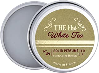 Senteur et Beaute(サンタール・エ・ボーテ )THE the ザ・ティー 練り香水 (ホワイトティー)