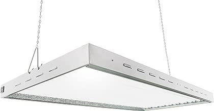 Durolux T5 HO Steel Grow Light | 4 FT 16 Bulbs | DL8416ST | Fluorescent Hydroponic Indoor Fixture | Veg Bulbs