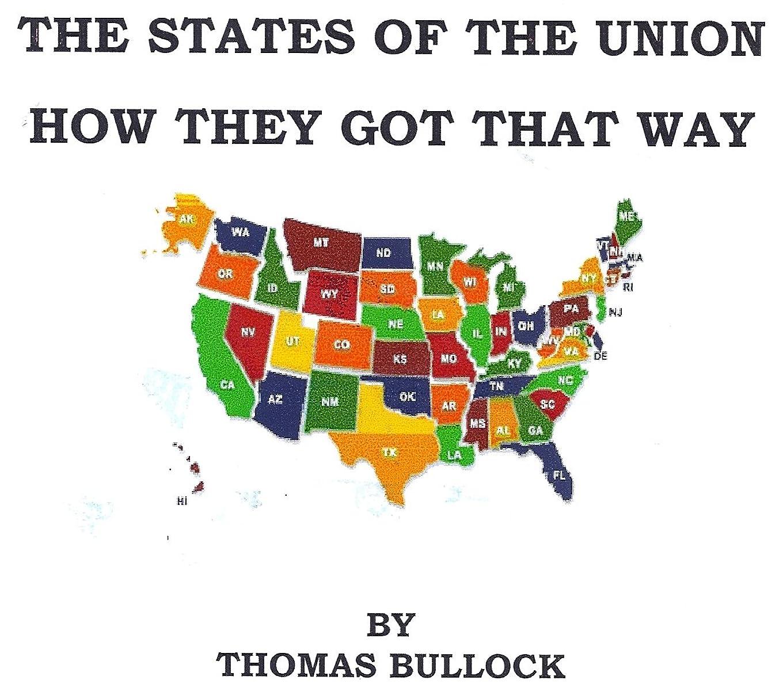 ずんぐりした津波ラインナップThe State of The Union How They Got That Way (English Edition)