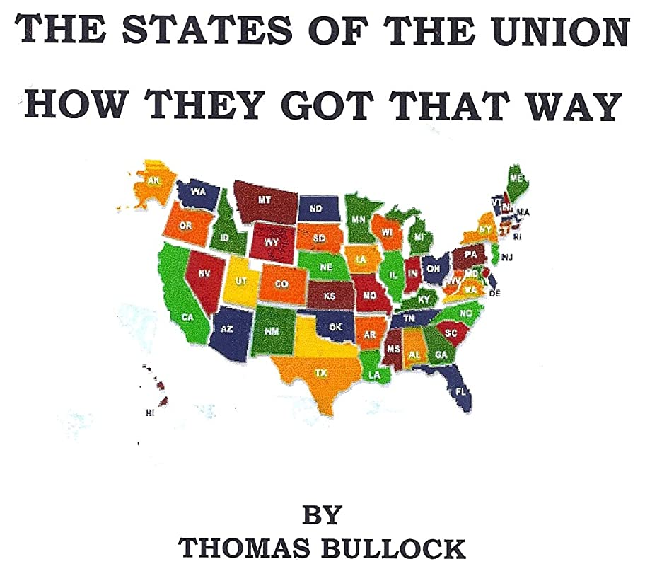 甲虫上陸直径The State of The Union How They Got That Way (English Edition)