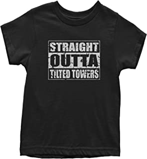 tilted towers shirt