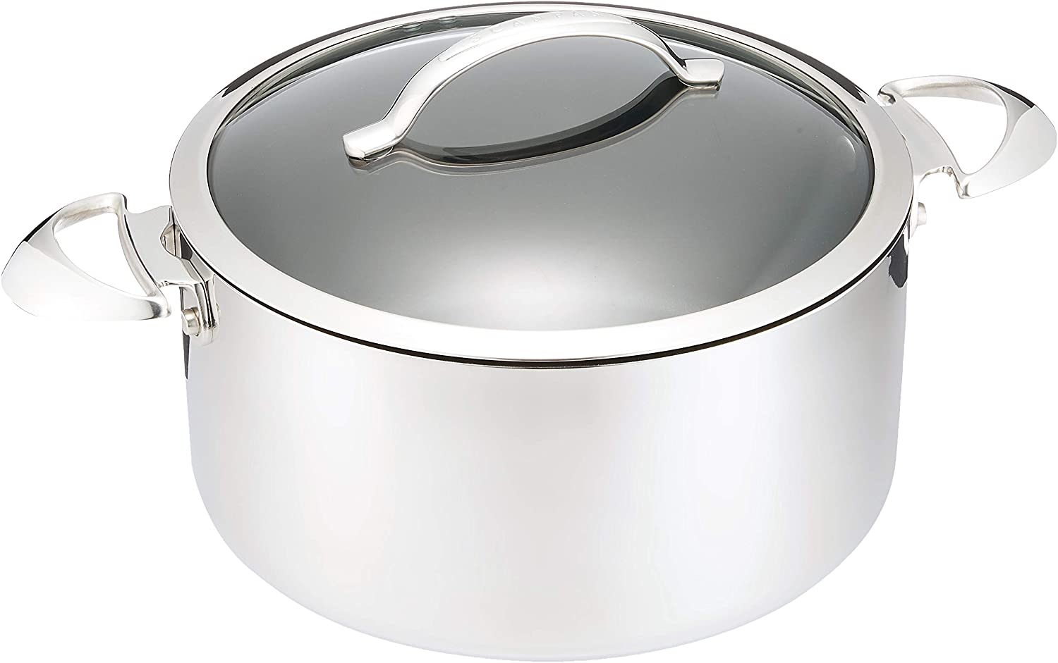 SEAL Max 71% OFF limited product Scanpan HAPTIQ 7.5 Quart Oven Covered Dutch