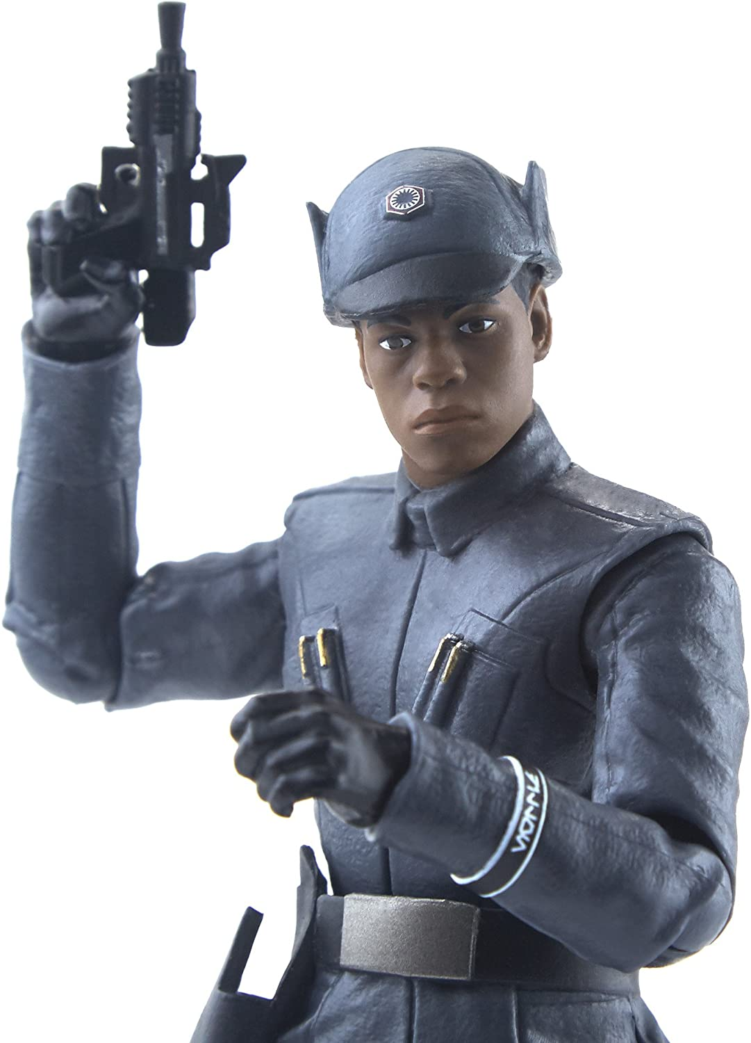 Action Figure for sale online Hasbro Star Wars The Black Series Finn First Order Disguise
