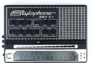 STYLOPHONE GEN X-1 Sintetizador analógico portátil con altavoz incorporado.