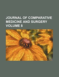 Journal of Comparative Medicine and Surgery Volume 8
