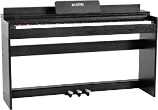 LAGRIMA 88 Key Digital Piano, Portable Electric Keyboard Piano for Beginner/Adults..