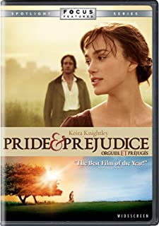 Pride & Prejudice (Widescreen)