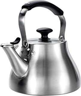OXO Brew Classic Tea Kettle - Brushed Stainless Steel
