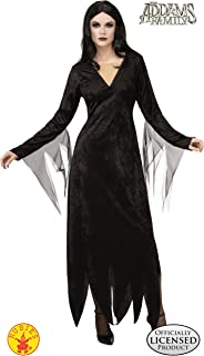 Addams Family Animated Movie Morticia Adult Costume