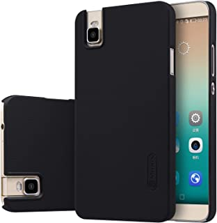 HUAWEI Shot X/Honor 7i Nillkin Super Frosted Shield Back Case [Black Color] BY ONLINEPHONE