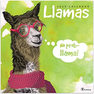 Best llama wall calendar 2019 Reviews
