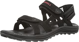 Merrell Cedrus Convertible Mens Black/Aurora RE Sandals