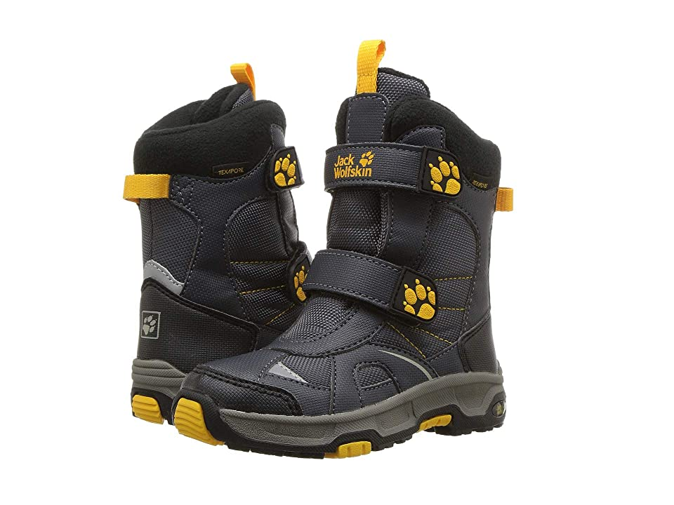 Jack Wolfskin Kids Polar Bear Waterproof (Toddler/Little Kid/Big Kid) (Burly Yellow XT) Boy