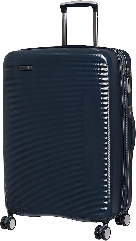 3-Piece Set it luggage Signature 8-Wheel Hardside Expandable Charcoal Gray 21//28//31