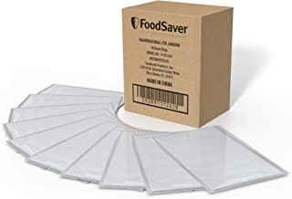 FoodSaver 1-Quart Vacuum Sealer, Bags, 90 Count | BPA-Free, Commercial Grade for Food Storage and Sous Vide