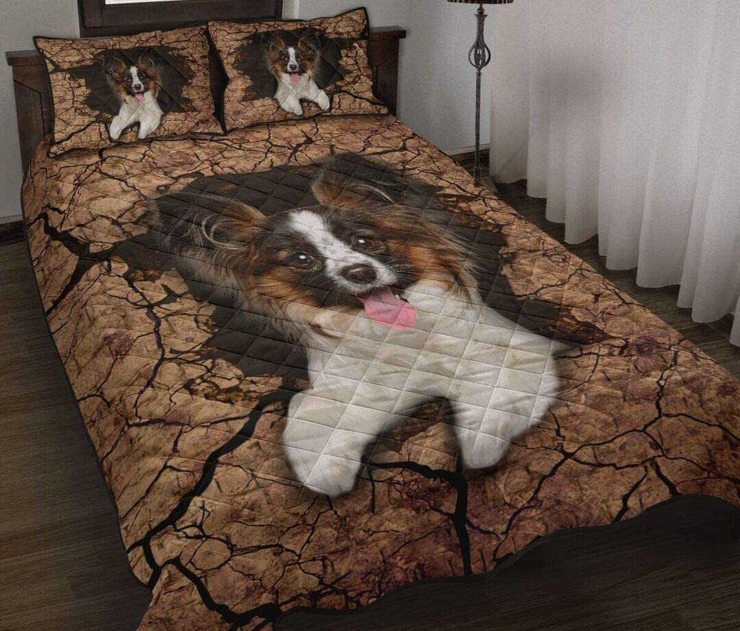 Personalized Papillon Wall Crack Hole Ultra-Cheap Deals Gi Award Bed Sets Quilt Birthday