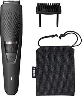 Philips Beard and Stubble Series 3000 Trimmer for faster cutting, BT3226/13