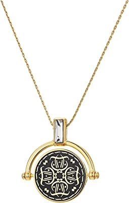 Alex and Ani - Wrinkle In Time - Believing Takes Practice Spinner Expandable Necklace