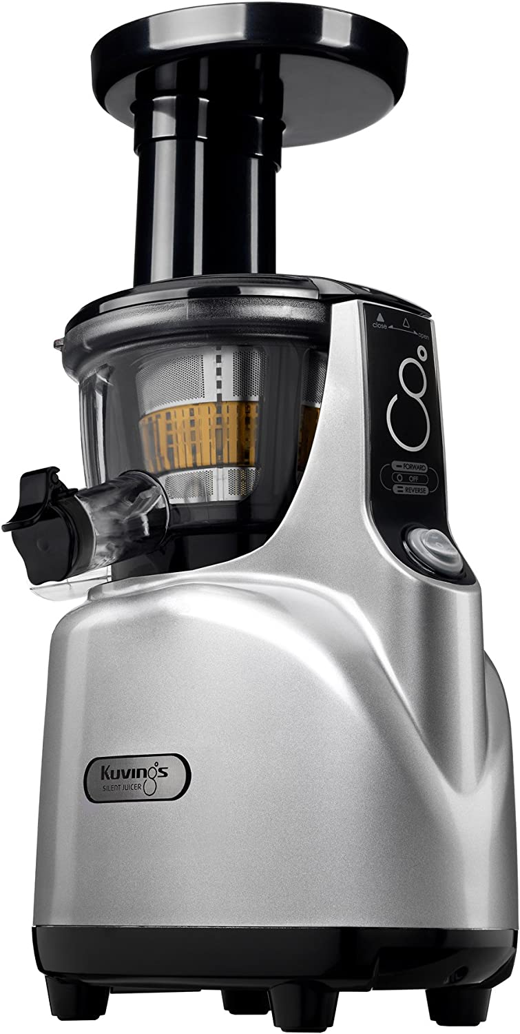 Kuvings Silent Juicer SC Series Smart Cap Detachable Silve Chicago Mall With Don't miss the campaign