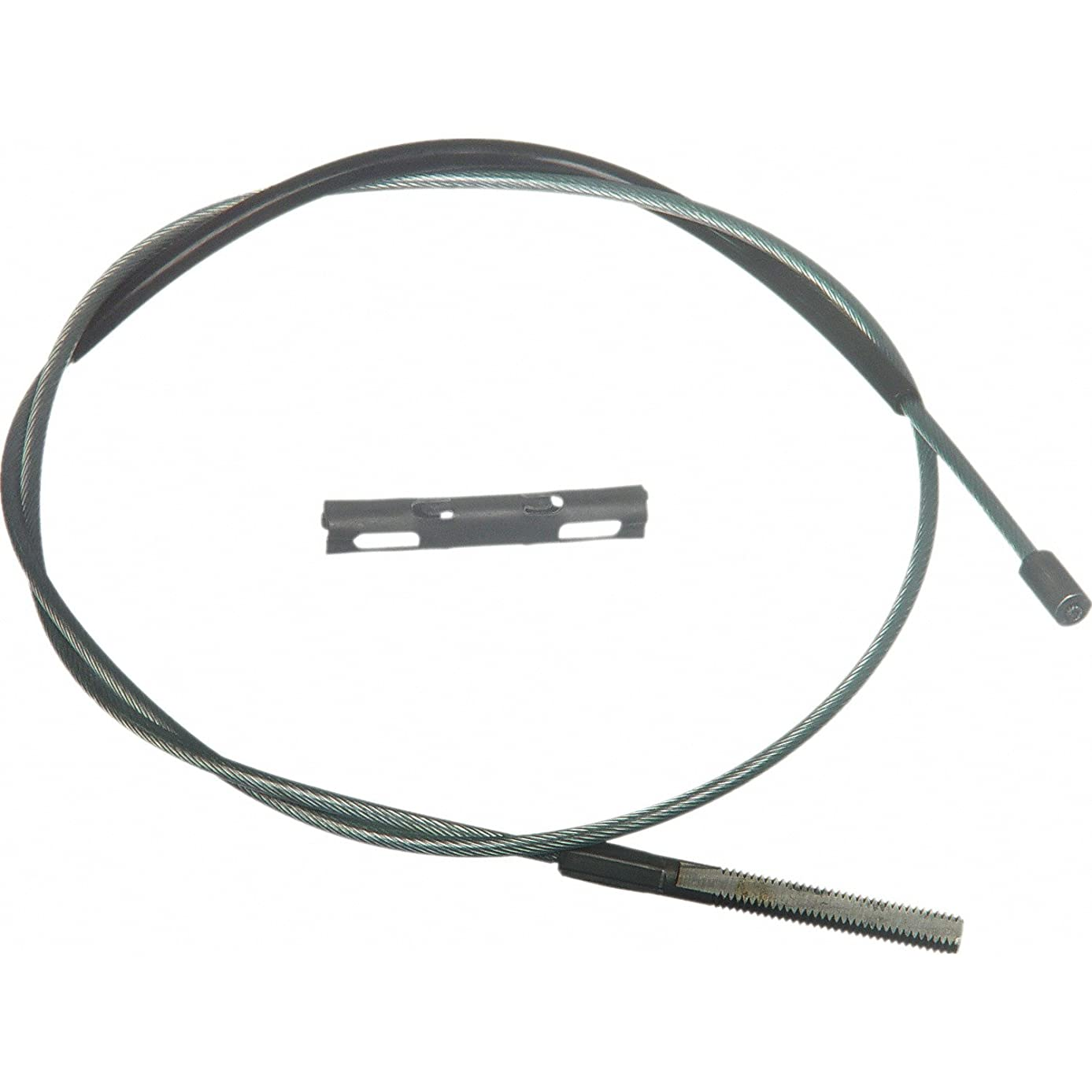 Wagner BC140234 Premium Parking Brake Cable, Intermediate