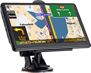 Amazon Com Vehicle Gps Units Equipment Over 7 Inches Vehicle Gps Gps Finders Acc Electronics