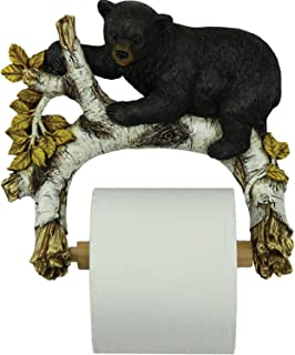 Rivers Edge Cute Bears Wall Mount TP Holder