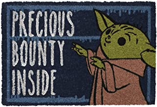 Star Wars The Mandalorian - Precious Bounty Inside Unisex Door Mat multicolour, see description,