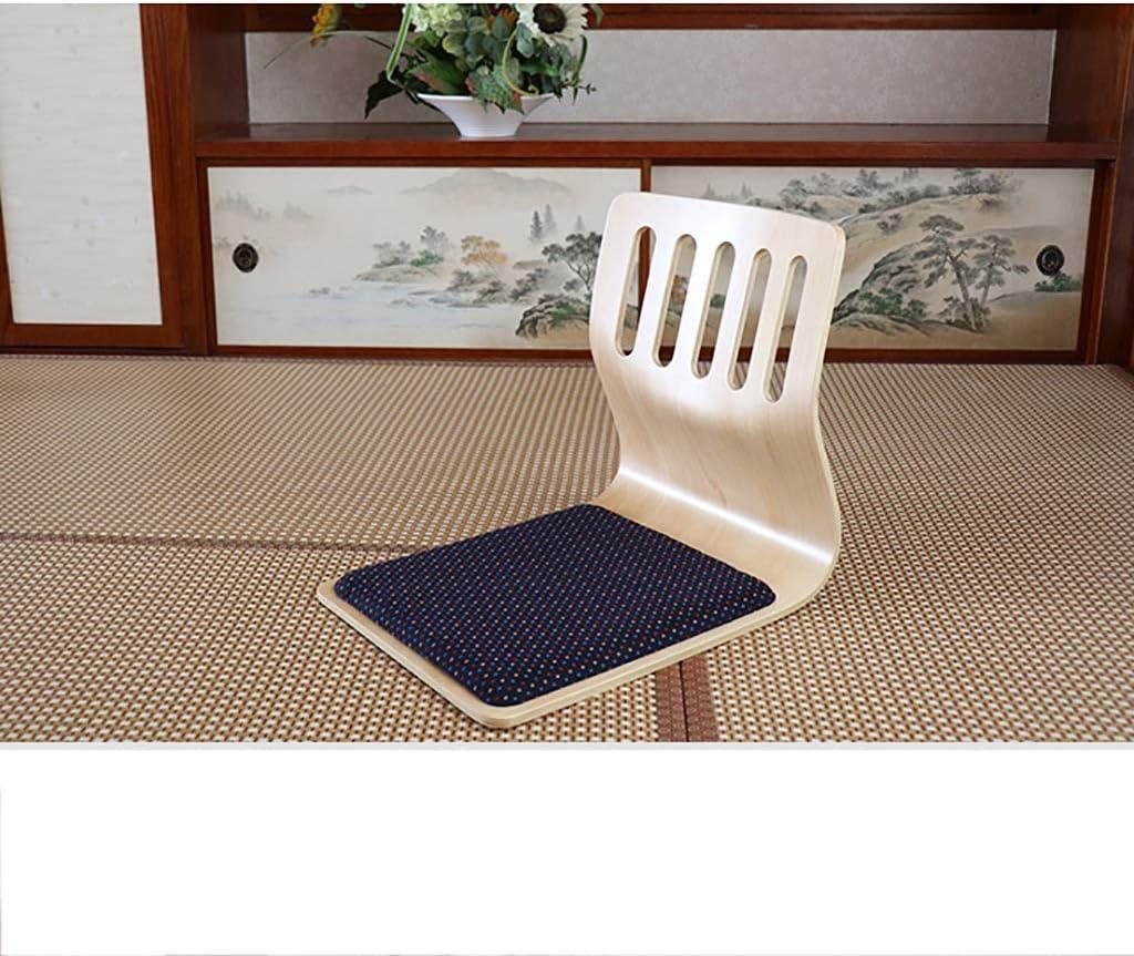 Fauteuil fauteuil fauteuil fauteuil Fauteuil Chambre individuelle en bois massif Lit Tatami (Couleur : A) D