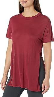 Alo Yoga Women's Dreamer Short Sleeve Top Yoga Shirt
