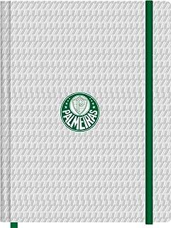 Caderneta Anotação 95 x 140 mm P 80 Folhas Palmeiras Cinza jandaia