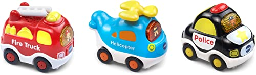 VTech Go  Go  Smart Wheels Starter Pack, Set of 3