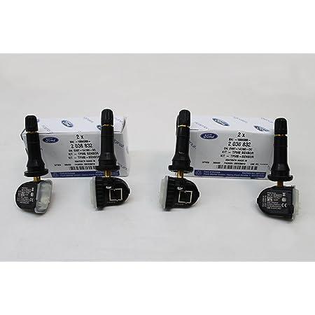 I Vent Rdks Tpms Sensor Satz 4 Stück Für Ford Kuga Typ C520 Von 01 2014 Bis 12 2017 Reifendruckkontrolle Replacement Zur Oe Referenz Ev6t1a180cb Ev6t1a150cb Ev6t1a180db Auto
