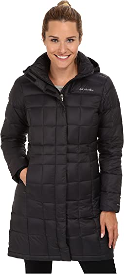 Hexbreaker™ Long Down Jacket