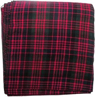 Tartanista Tartan Plaid Fabric Material 106 x 53 Inch