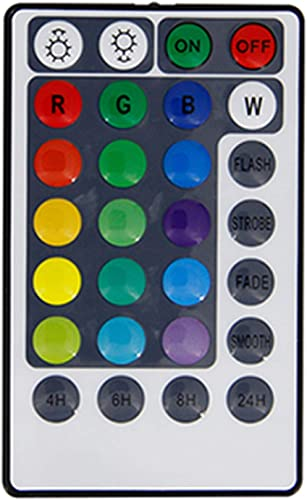 new arrival Twinkle Star Remote Control with 28 Keys, 2021 Wireless Remote Dimmable and Timer online Function for RGB Color Changing String Lights outlet sale