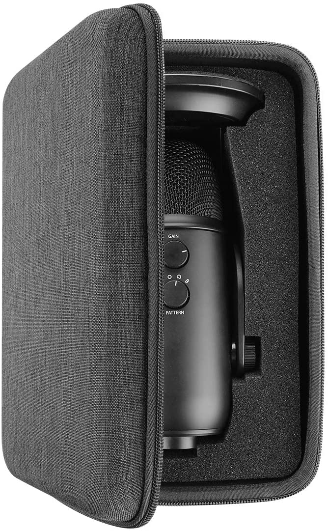 store Geekria UltraShell New color Case for Yeti USB H Pro Microphone