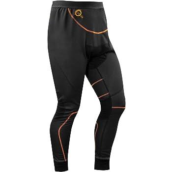 Pantaloni Termico Sottotuta Moto Intimo Tecnico Invernale Wind Stopper Uomo L