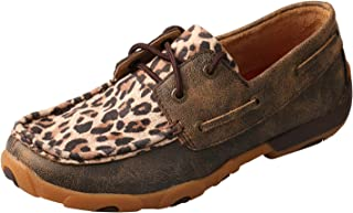 Twisted X Women's Driving Moccasins Moc Toe