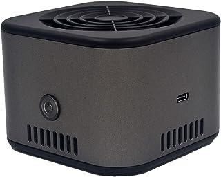 GAKIN 1 unidad de purificadores portátiles de aire con filtro HEPA verdadero con función de aromaterapia para el hogar, la...