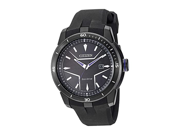 Citizen Watches  Black Panther AW1615-05W (Black) Watches