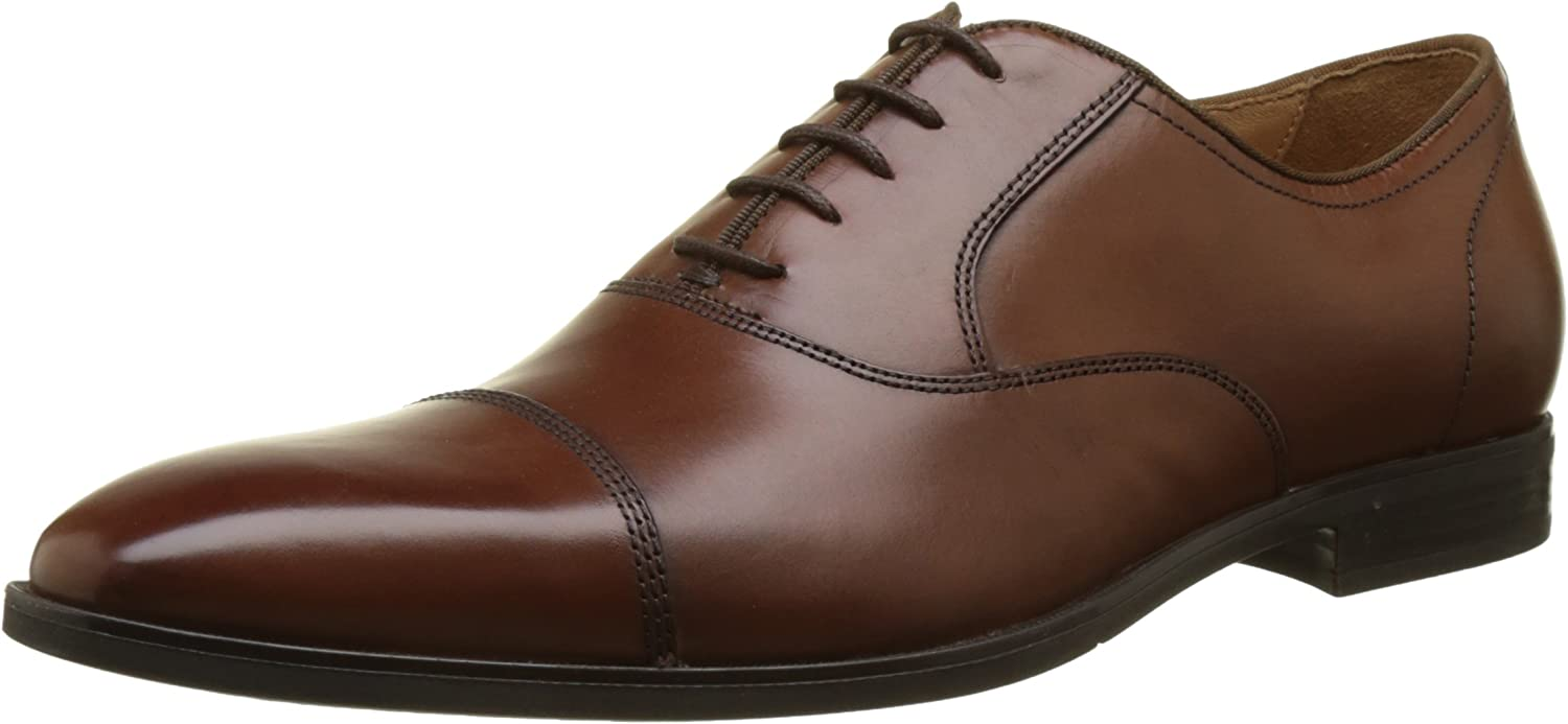 Geox Men's Oxford Lace-up