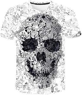 3b3463119 Amazon.es: camisetas calaveras - 5XL / Camisetas / Camisetas, polos ...