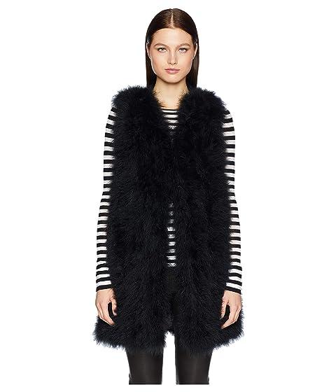 LAMARQUE Verda Feather Vest